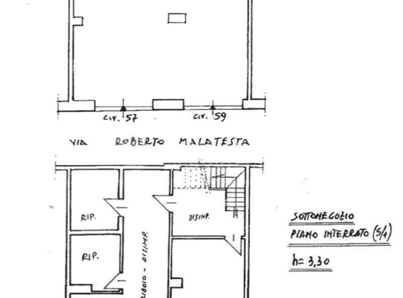 Offerta affitto locale commerciale Pigneto - occasione negozio in affitto Via Roberto Malatesta
