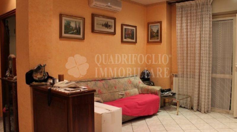 QUADRIFOGLIO IMMOBILIARE offerta vendita appartamento tricamere a Roma Centocelle