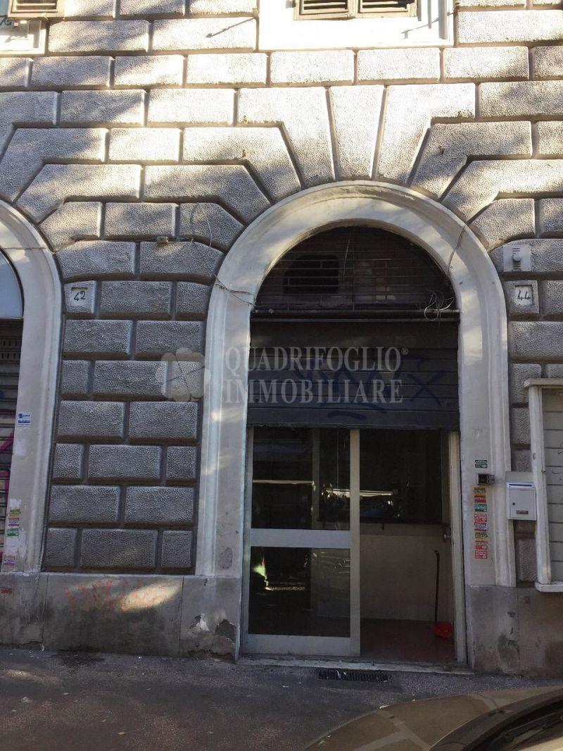Offerta vendita locale commerciale Esquilino - occasione negozio in vendita Via di Conte Verde