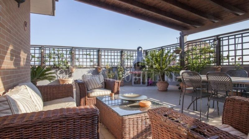 Offerta vendita appartamento Torre Angela - occasione trilocale in vendita Via dei Coribanti