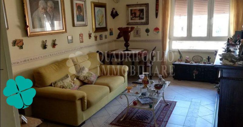 Offerta Roma zona Villa Gordiani vendita luminoso appartamento vicino metro C Teano