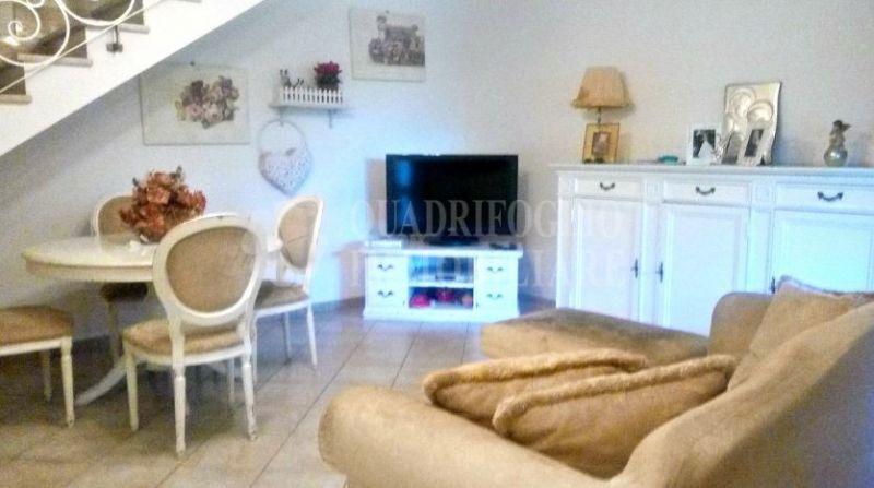 Offerta affitto villino a schiera Prenestina - occasione villino in affitto Prato Fiorito