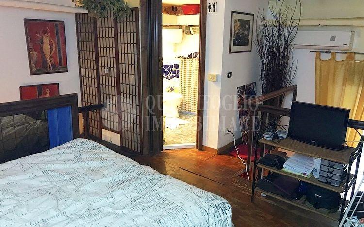 Offerta vendita appartamento Pigneto - occasione monolocali in vendita Via Muzio Attendolo