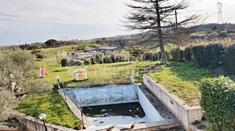 Offerta vendita villa Castelnuovo di Porto - offerta villa in vendita Via Montecucco