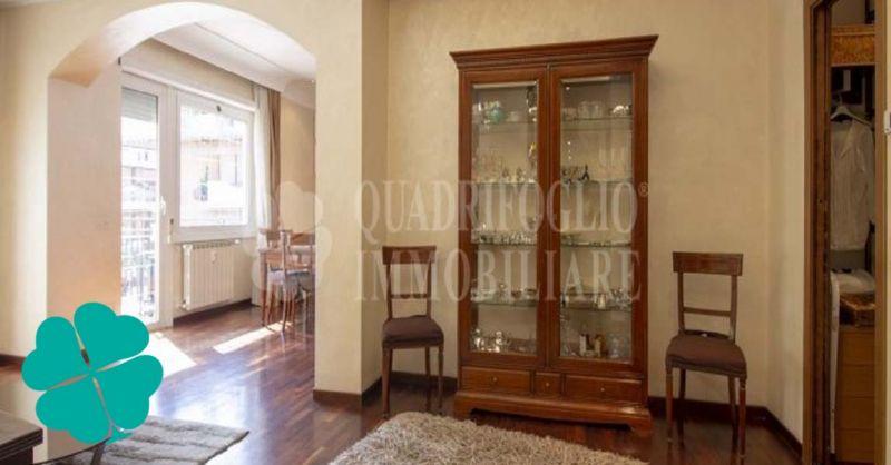 Offerta Appartamento in vendita in stabile signorile con servizio portineria Roma zona Talenti