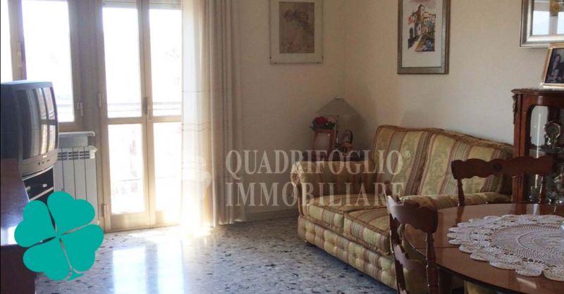 Offerta vendita luminoso appartamento Roma piazza Roberto Malatesta