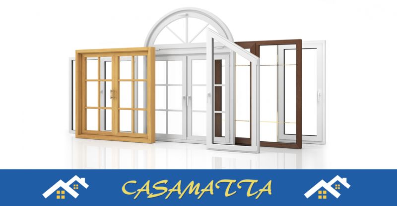 Offerta porte finestre infissi pvc pomezia vendita sihappy - Vendita finestre pvc ...