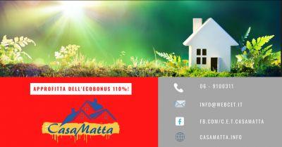offerta ristrutturazioni roma ecobonus centodieci occasione finanziamento eco bonus pomezia