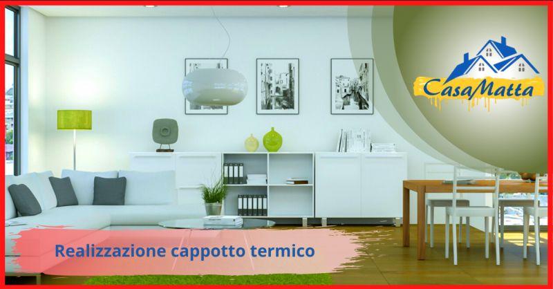 offerta impresa edile cappotto termico roma - occasione realizzazione cappotto termico pomezia