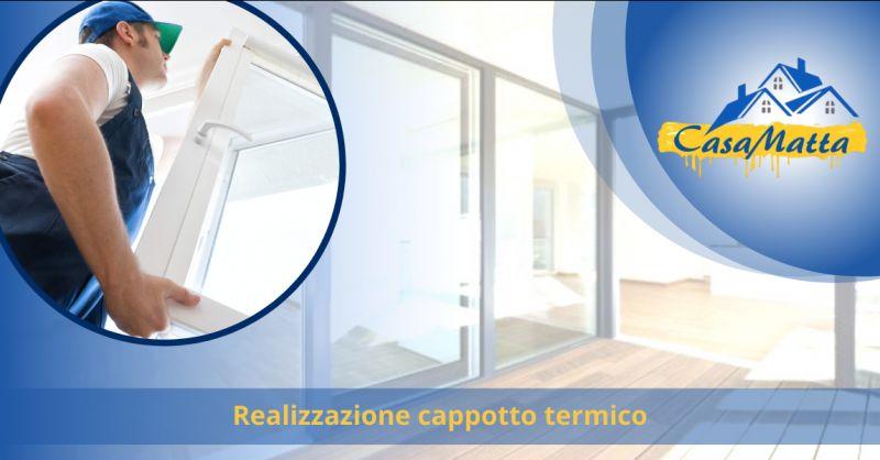 CASAMATTA offerta infissi in pvc salamander pomezia - occasione vendita finestre pvc roma