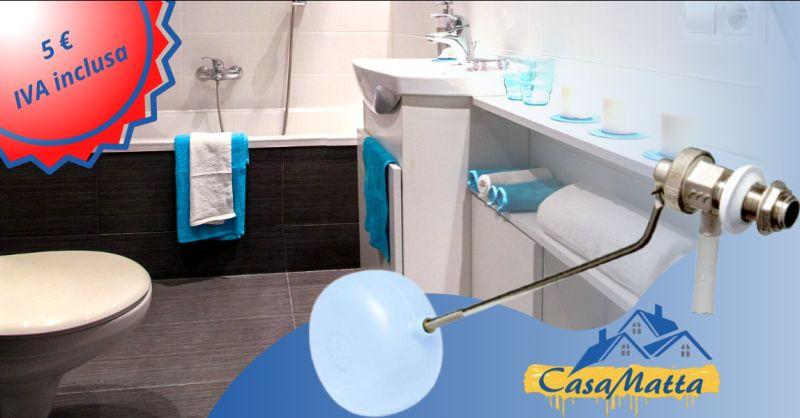 Offerta galleggiante wc cassetta alta Pomezia - occasione galleggiante per cassetta alta Roma