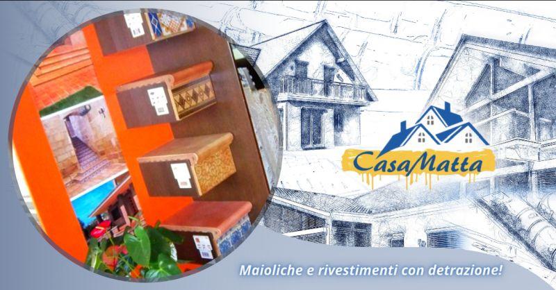 Offerta acquisto maioliche con cessione del credito Pomezia - occasione vendita maioliche Roma