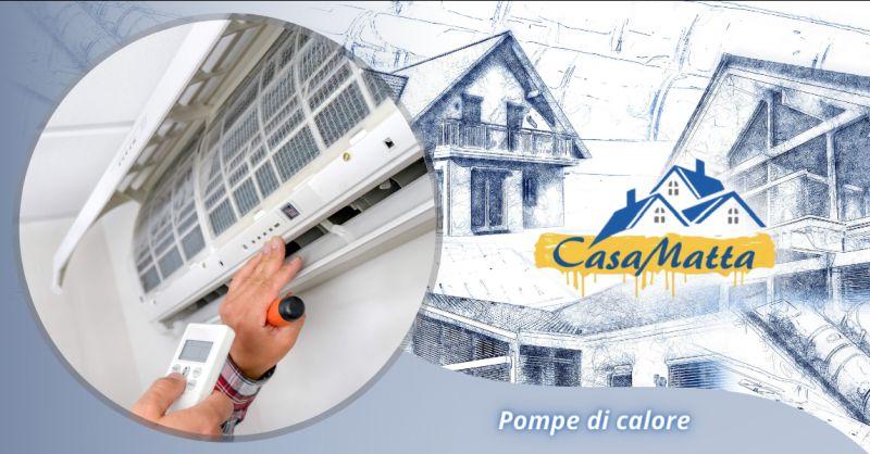 Offerta cessione del credito pompe di calore Roma - occasione vendita pompe di calore Pomezia