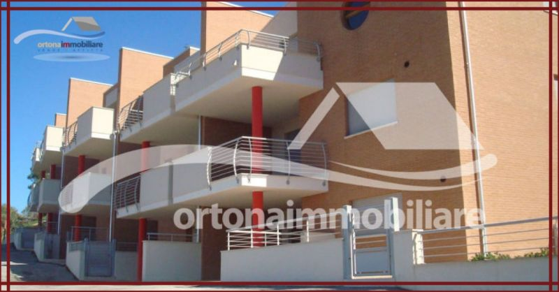 ORTONAIMMOBILIARE - Occasion sale terraced villas located on a hill in San Giovanni Teatino