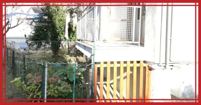 ORTONAIMMOBILIARE - Occasione vendita appartamento piano terra con cantina Ortona zona stadio
