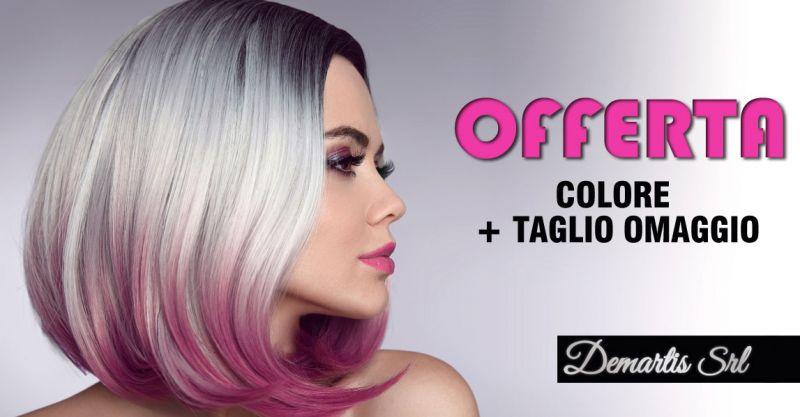 offerta parrucchieri taglio capelli in omaggio – Offerta parrucchieri donna colore capelli