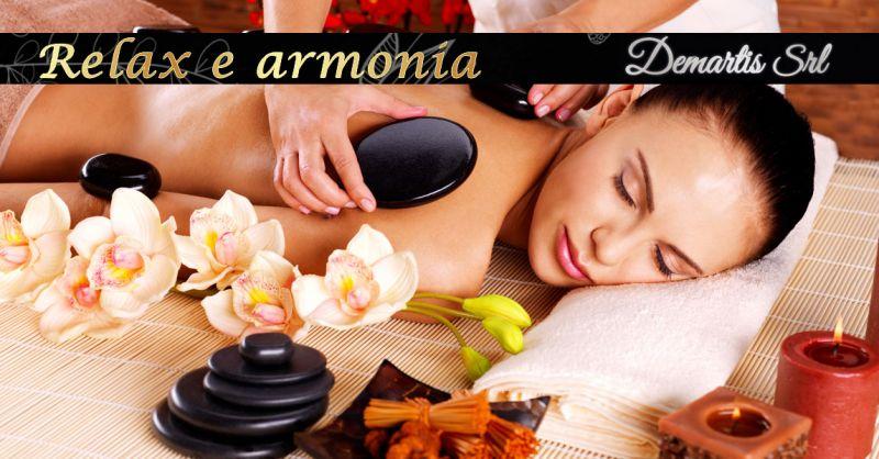 Demartis – promozione massaggio hot stone - occasione massaggio con pietre calde
