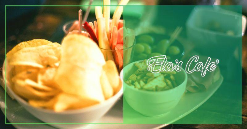 ELA'S CAFE offerta aperitivo happy hour padula - occasione bar con aperitivi snack drink padula