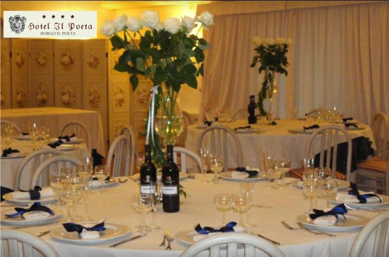 Promozione ristorante per cerimonie Pisa