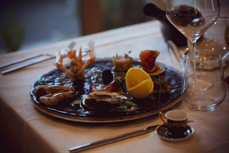 Hotel Il poeta Ristorante Romantico Cena a lume di candela Provincia di Pisa-menù per celiaci