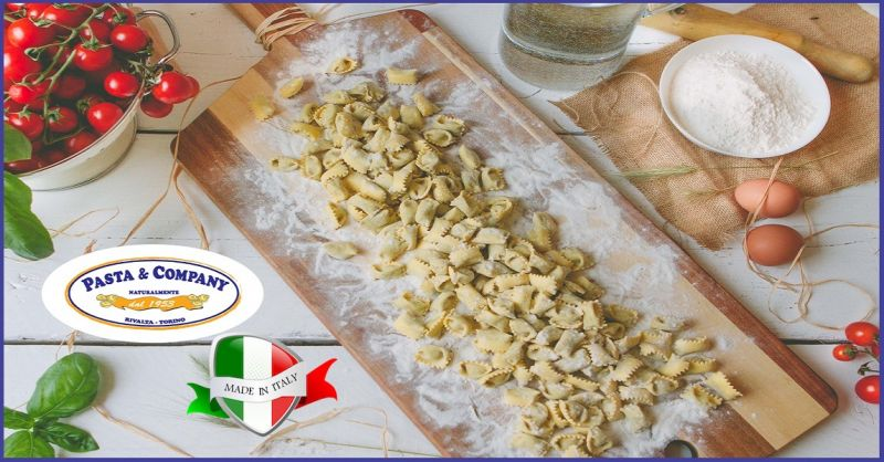 Pasta & Company - Promotie afkomstig van excellente Italiaanse ambachtelijke pastafabriek
