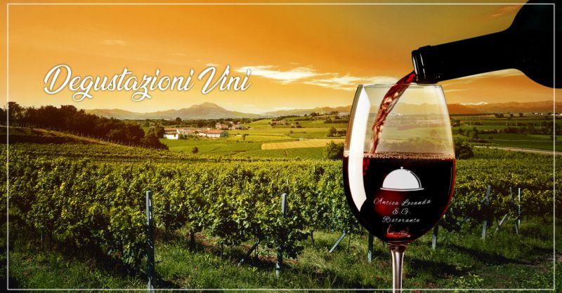 Offerta servizio degustazioni vini a Santena - Promozione pranzi e cene con degustazione Torino