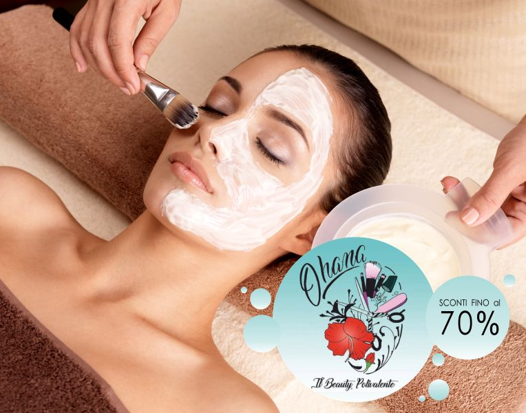 OHANA centro estetico offerta regali di natale - promozione beauty regala bellezza