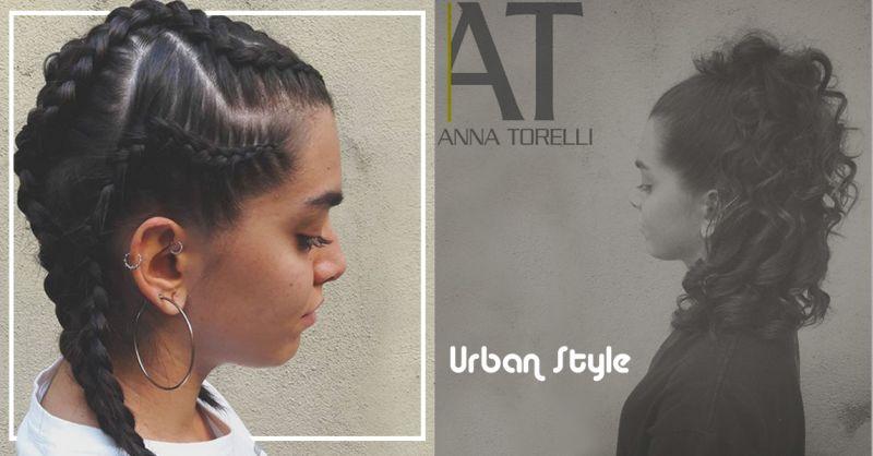Offerta acconciatura per ragazze urban style Torino - At. Formazione sas