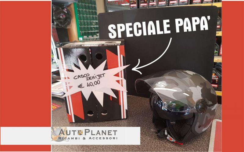 Offerta Casco Moto DemiJet | Speciale Festa del Papà da Autoplanet Sanremo (Imperia)