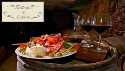 offerta ristorante pranzo cucina tipica pugliese lecce promo trattoria degustazioni taviano