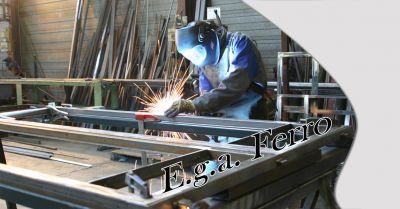 offerta servizio professionale saldatura alluminio a salerno e provincia e g a ferro