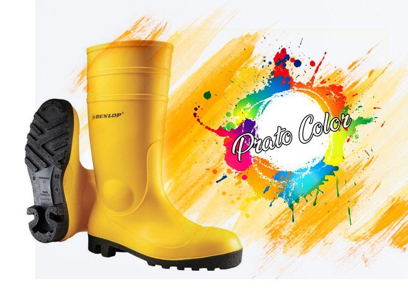 PRATO COLOR Offerta Vendita Stivali Dunlop Teggiano provincia di Salerno