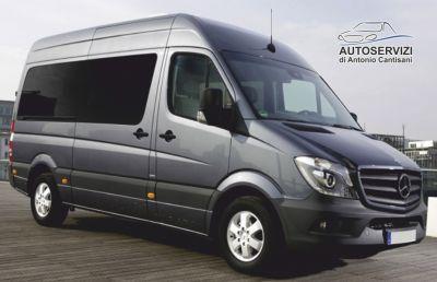 autoservizi di antonio cantisani offerta minibus con conducente promozione minivan con autista