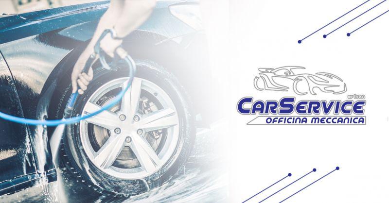 CARSERVICE BY IVAN Offerta servizio lavaggio auto omaggio a Salerno - Occasione pulizia auto
