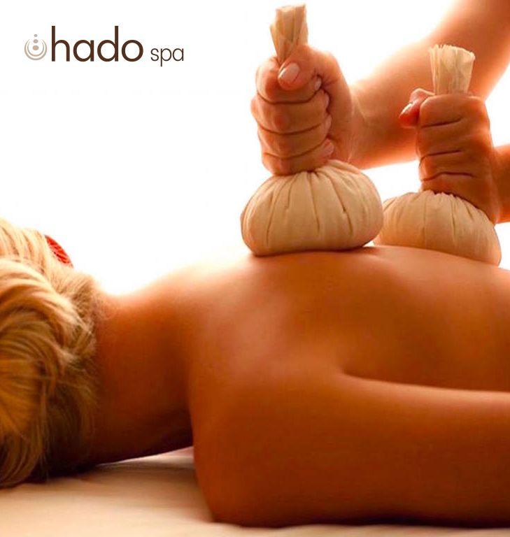 HADO SPA offerta massaggio pindasweda - promozione trattamento indiano rilassante