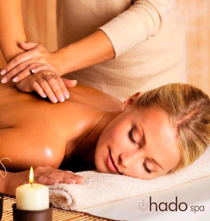 HADO SPA offerta massaggio rilassante - promozione trattamento relax