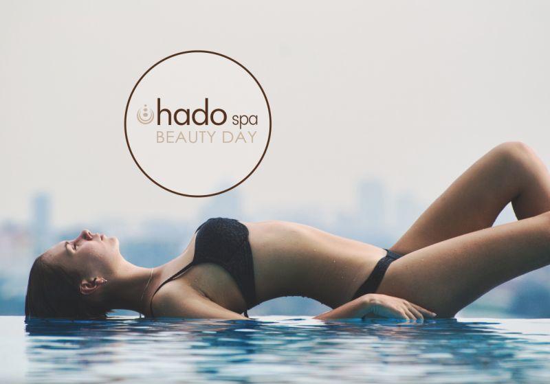 HADO SPA offerta beauty day - promozione ceretta gambe e inguine