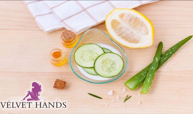 Velvet Hands Bari centro benessere estetico pulizia viso idratante anti-age pelle estetista