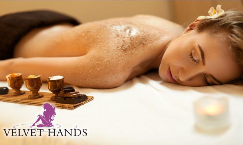 Offerta massaggio cioccolato bari - promozione sauna centro estetico salute e benessere