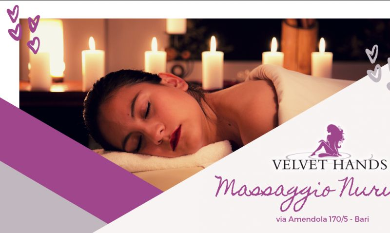 Offerta massaggio nuru bari - offerta massaggio di coppia bari - offerta rituale nuru bari