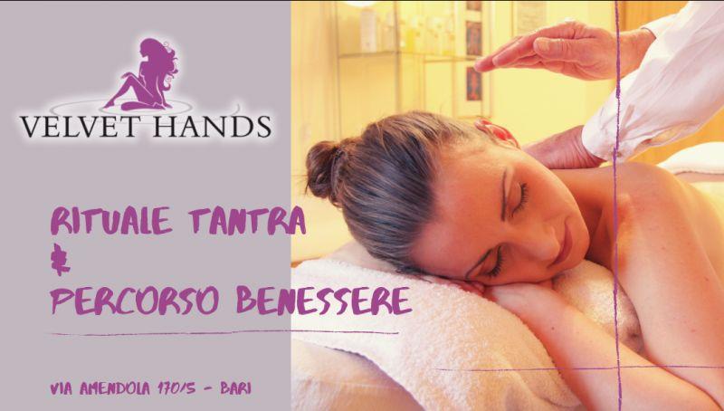 Offerta massaggio tantra bari - offerta rituale tantra bari - offerta vasca idro emozionale