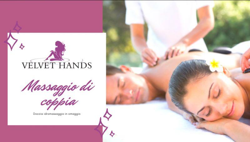 Velvet hands offerta massaggio tantra di coppia bari - promozione massaggio per coppia bari