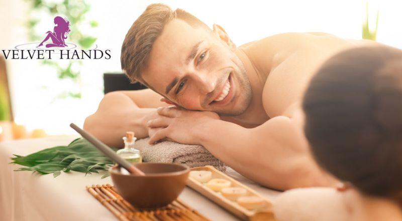 Velvet hands offerta massaggio tantra di coppia bari - promozione doccia emozionale bari