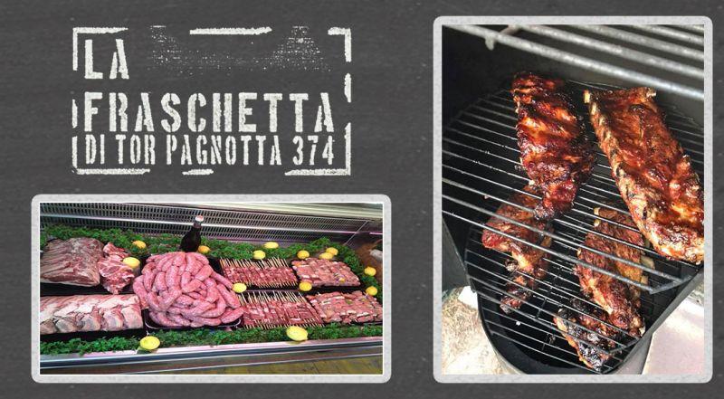 Occasione carne alla brace Roma - Offerta pizzeria zona Tor Pagnotta