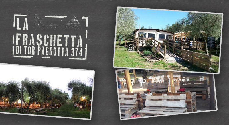 Occasione ristorante per famiglie zona Cecchignola - Offerta spazi verdi per bambini Roma