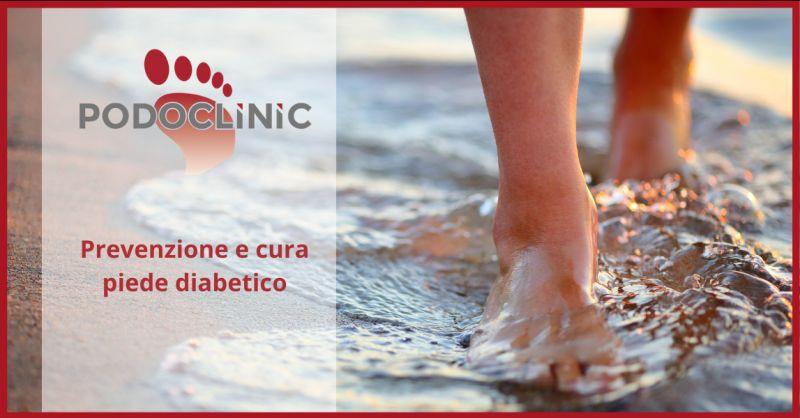 PODOCLINIC - offerta cura del piede diabetico roma