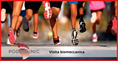 podoclinic offerta visita biomeccanica piede roma