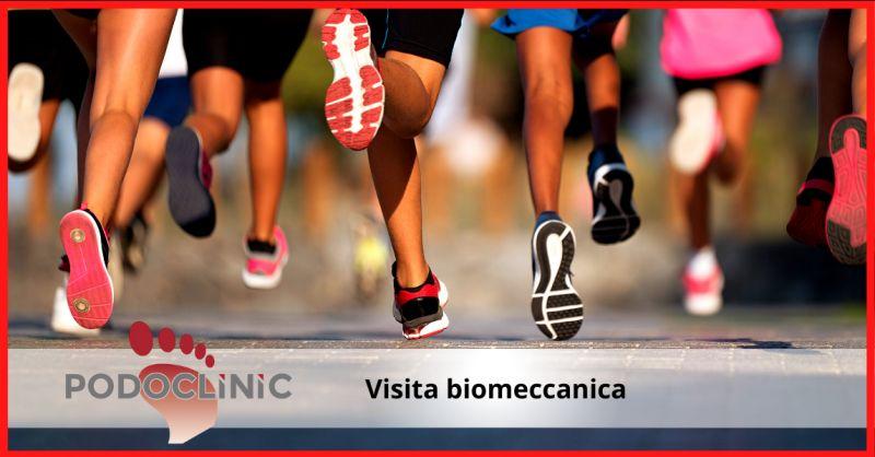 PODOCLINIC - Offerta visita biomeccanica piede roma
