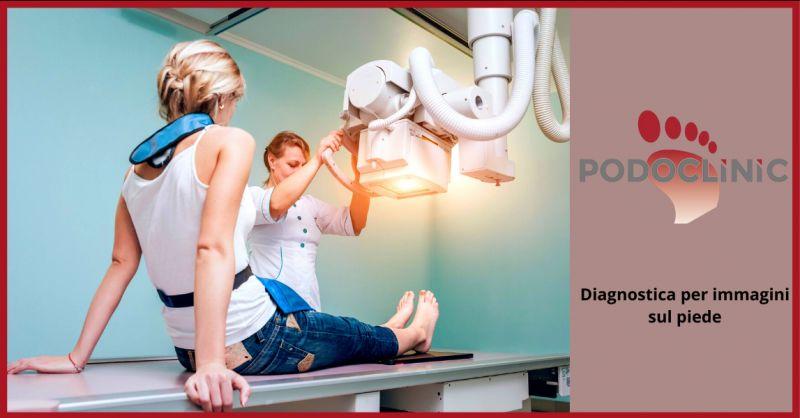PODOCLINIC - Offerta indagini diagnostica per immagini sul  piede roma
