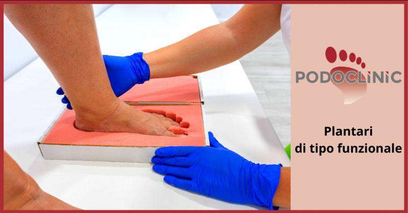 PODOCLINIC - Offerta plantari funzionali roma